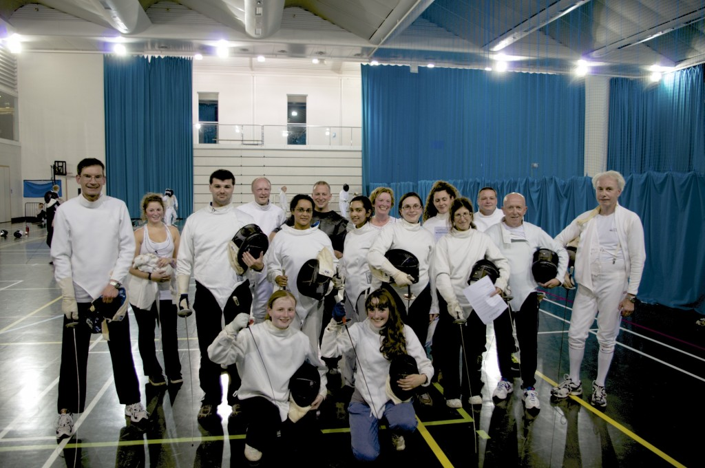 2012 Taster Session Group