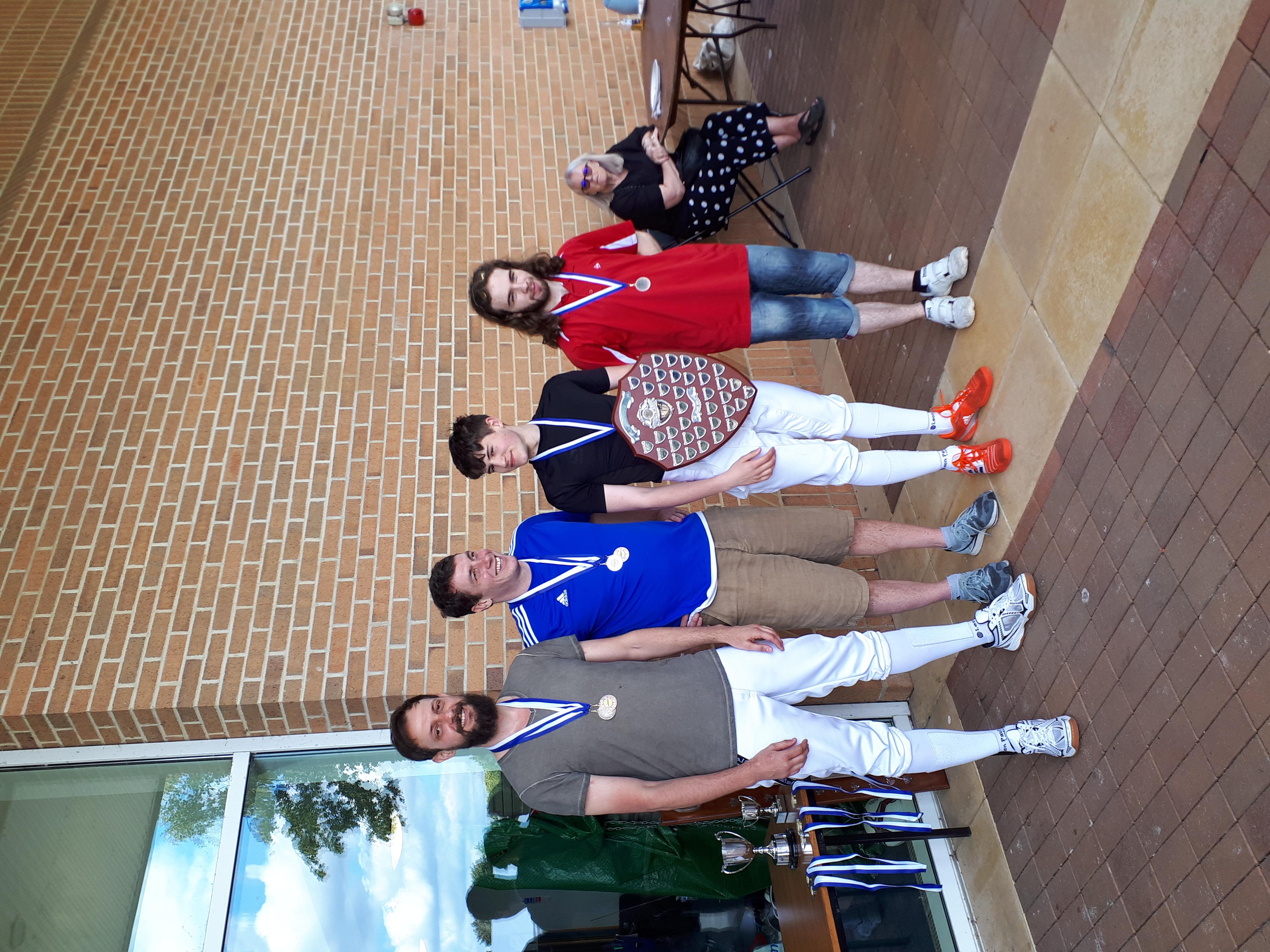 News Watford Fencing Club Based At Nuffield Health